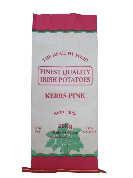 Kerrs Pink Plant Design