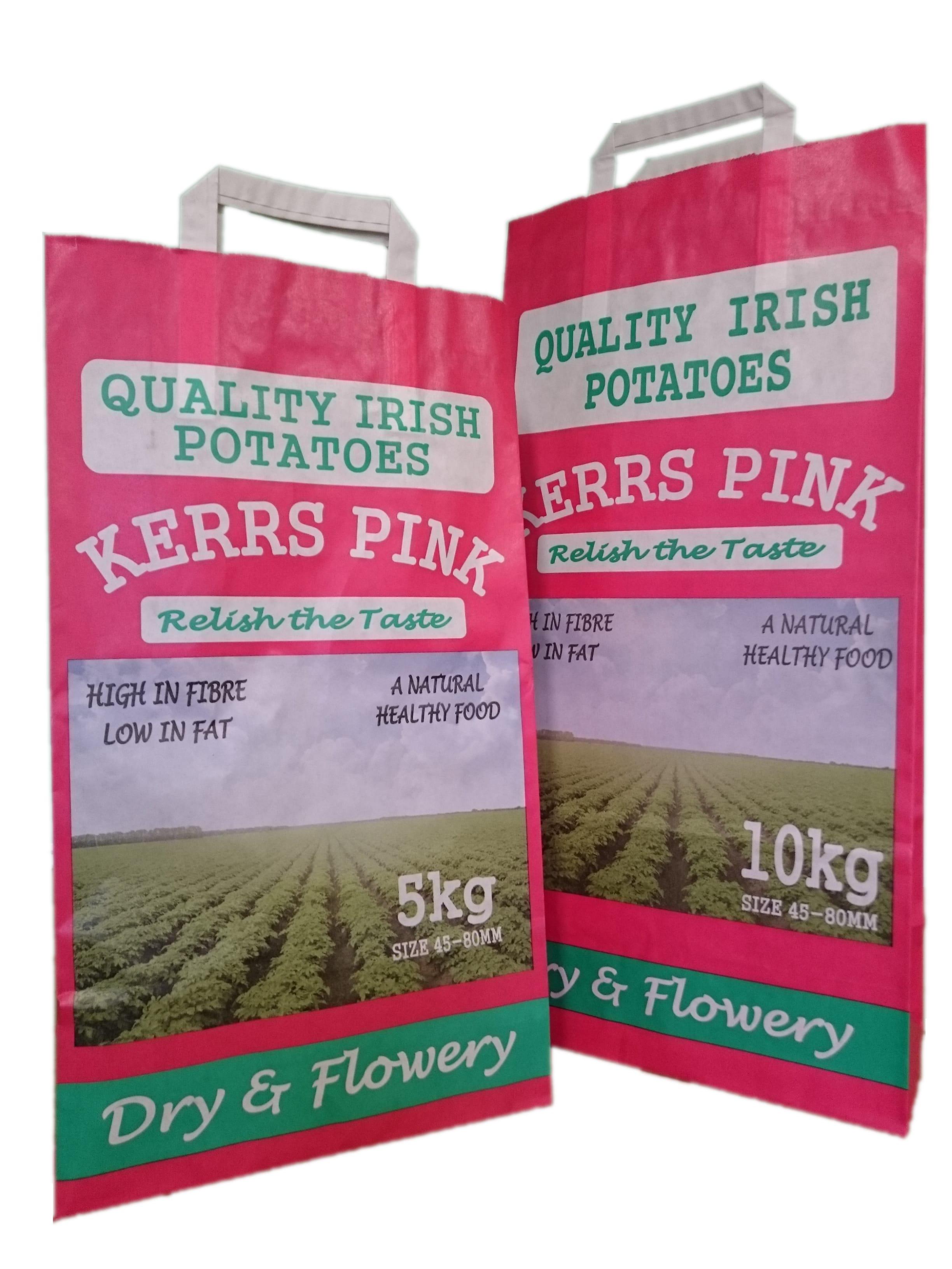 Block Bottom Kerrs Pink