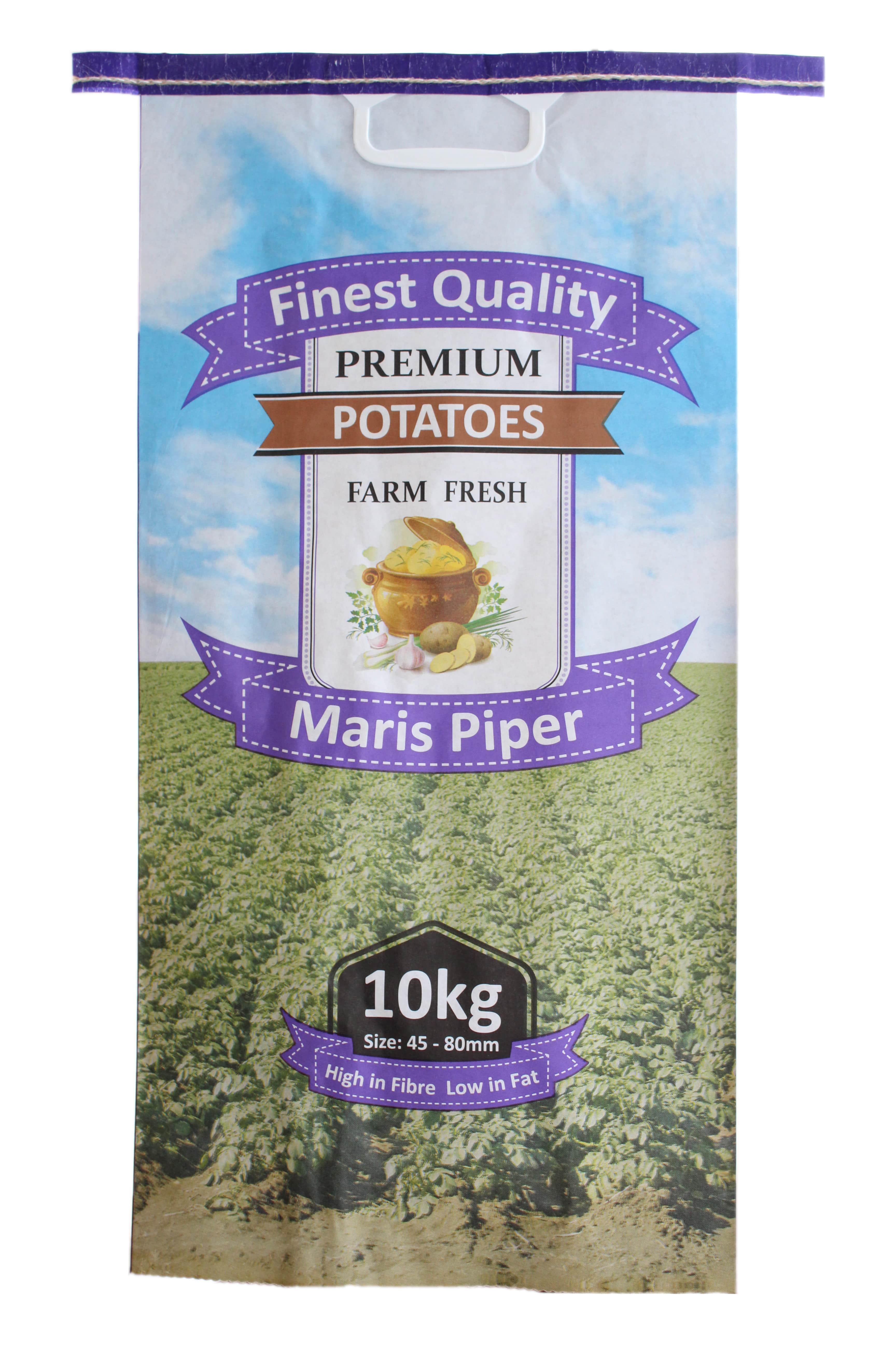 Maris Piper Plastic Handle